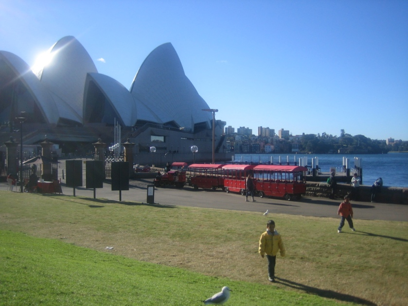 Trademark Sydney, Opera House