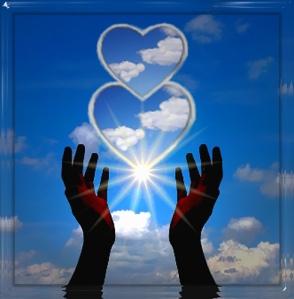 ...cinta suci membawa kepada Yang Maha Suci.  Cinta suci menarik nur Ilahi.