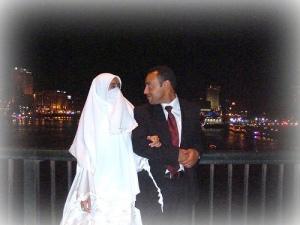 Penampilan isteri merupakan bayangan hati suami