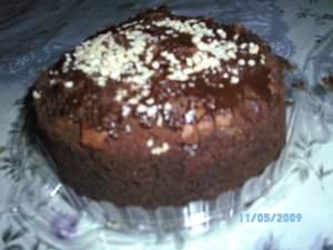 Kek Coklat sempena Hari Ibu 10 Mei 2009