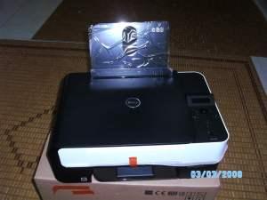 Pencetak Dell.  3 Dalam 1.