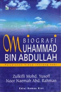 Buku Biografi Muhammad bin Abdullah
