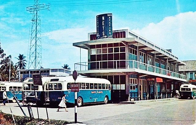 Stesen bas SKMK