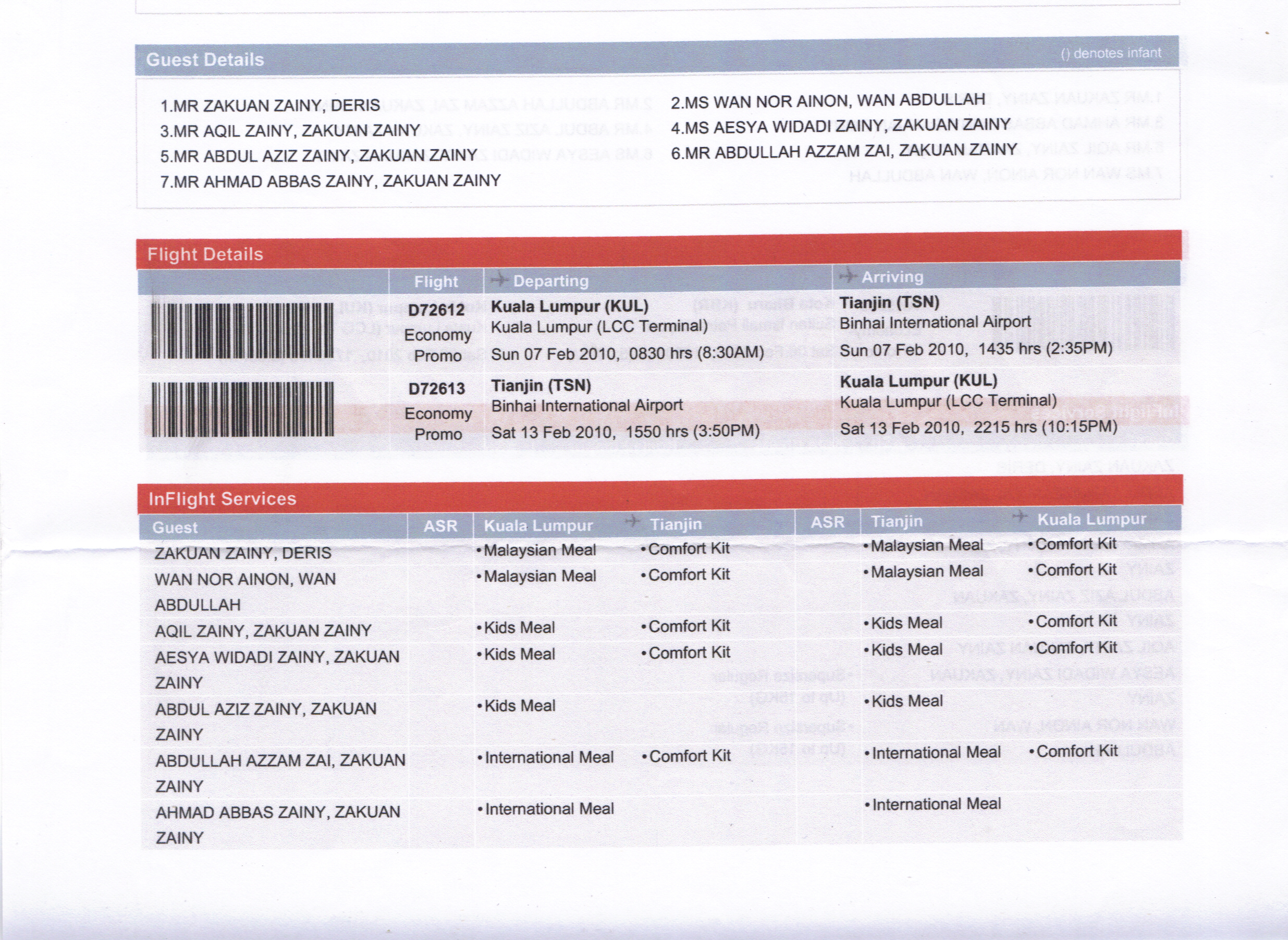 Airasia Online Booking