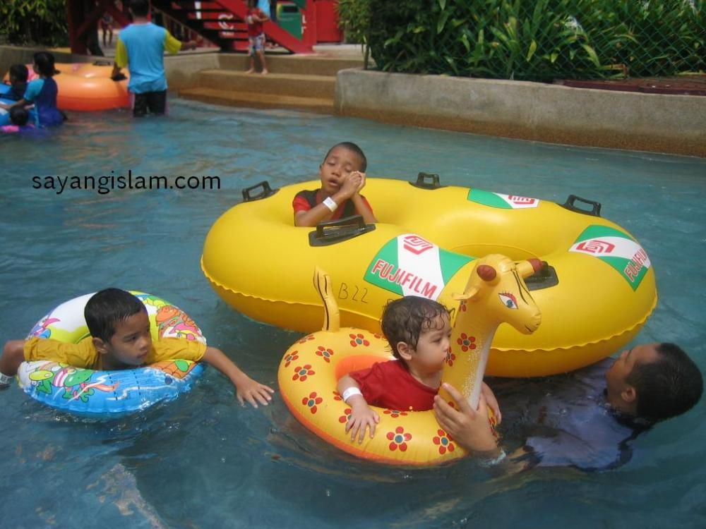 Waterpark sayangislam