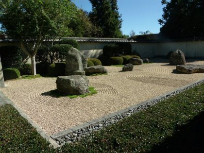 Taman Jepun di Hamilton Garden